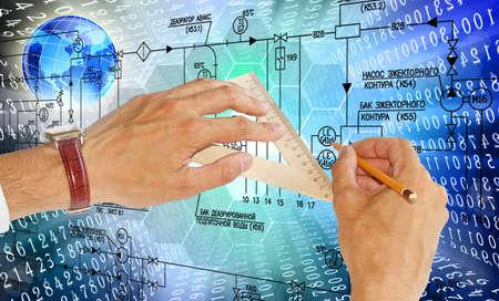 redes electricas: Ingenier�a de la Construcci�n el dise�o