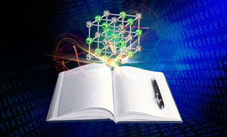Scientific innovative  research Stock Photo - 16398215