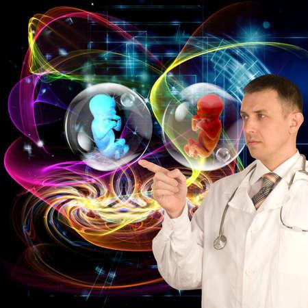 clonacion: La gente clonaci�n investigaci�n m�dica en la gen�tica del futuro