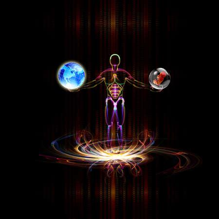 evolucion: La ingenier�a gen�tica innovadora investigaci�n cient�fica