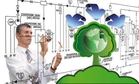 designing: Innovative designing ecological technology
