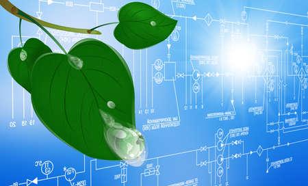 Innovative designing ecological technology
