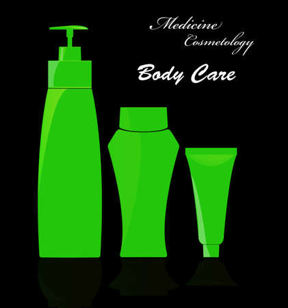 cosmetology: Medicine cosmetology Body care