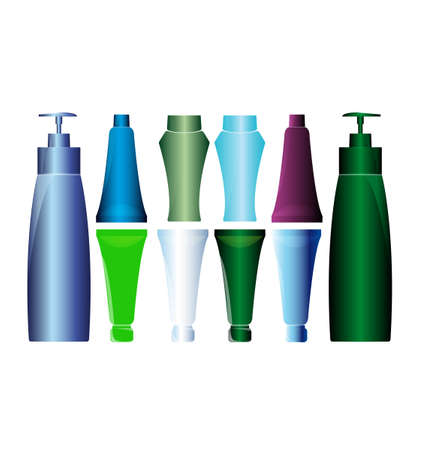 balm: The shampoo and balm Medicine cosmetology