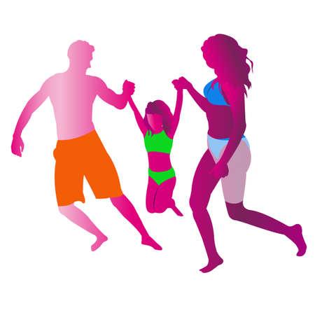 health resort: Happy Family
