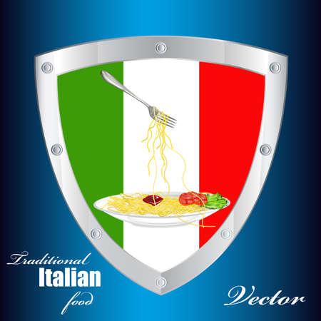 Traditional italian best food Menu design restaurant Vector Stock Vector - 17772988