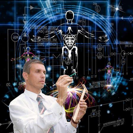 genetic engineering: The cloning people  People future Genetic research