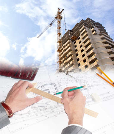 engineering design: Engineering Designing  buildings in construction