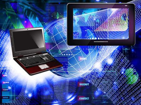 ic�ne logiciel: Programmation r?au de sites Internet