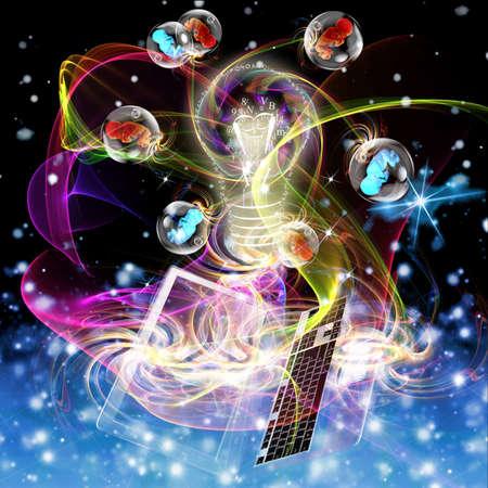 clonacion: Las tecnolog�as innovadoras Ordenadores clonaci�n