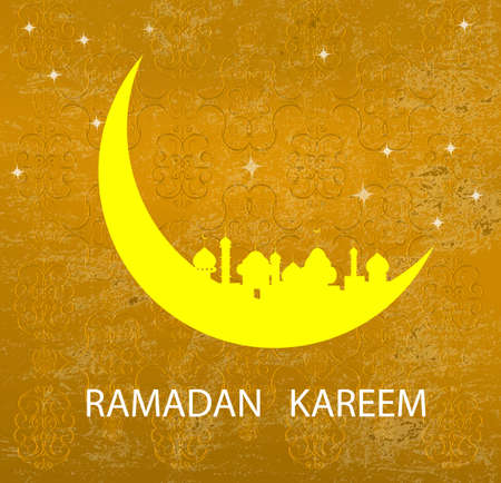 Abstract texture background for Ramadan Kareem Stock Vector - 22445290