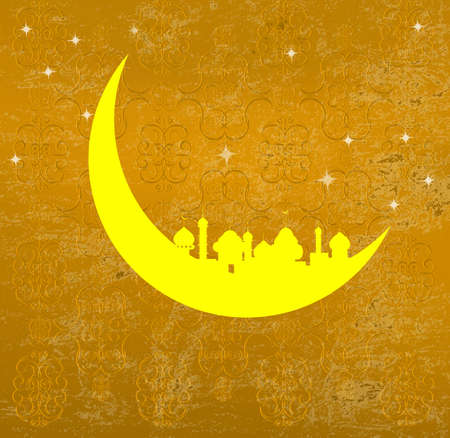 Abstract texture background for Ramadan Kareem Stock Photo - 22500010