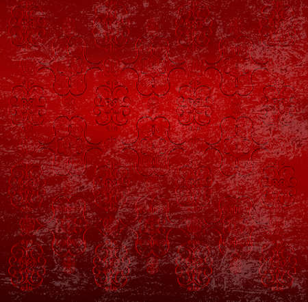 Abstract dark  texture background for Ramadan Kareem Vector
