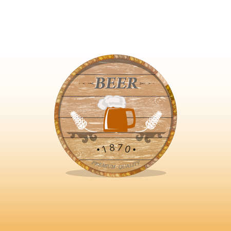 Beer Octoberfest Vector Vector