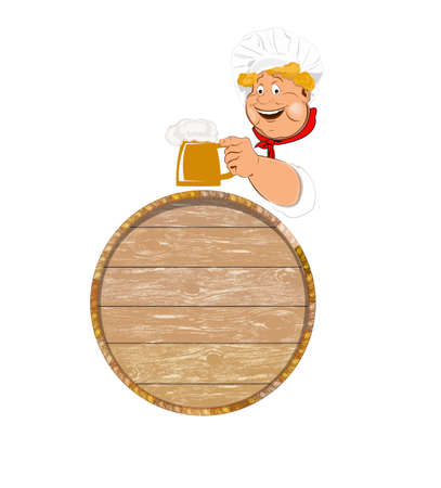 beer barrel: Beer Octoberfest