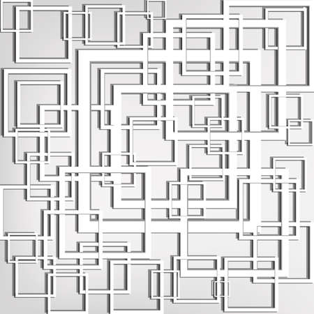 Resumen gráfico de papel 3D Foto de archivo - 22951254