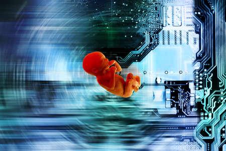 clonacion: La gen�tica de programaci�n Globalizaci�n clonar personas futura