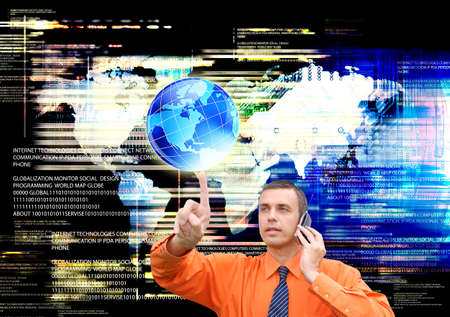 ebusiness: Internet Connect Technology E-business