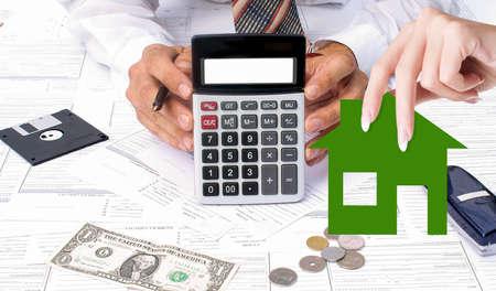 social apartment: Financial business