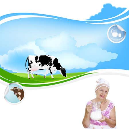 ewer: Fresh milk Healthy Dairy product