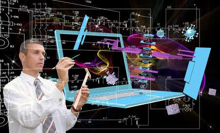 cosmic: Engineering cosmic technologies.Connection