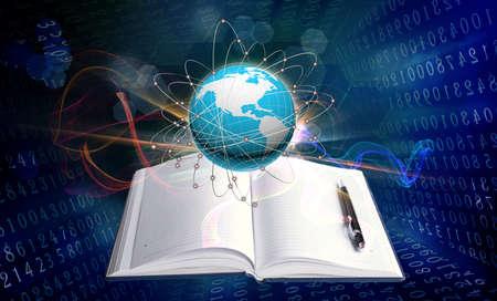 Internet Bildung Standard-Bild