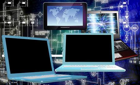 công nghệ: công nghệ máy tính