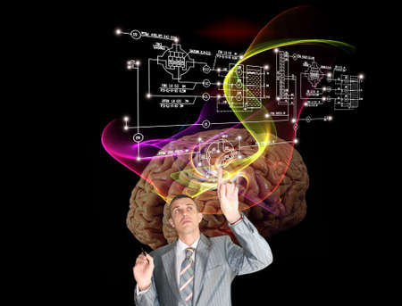 Brain engineering stock photo picture and royalty free image image brain engineering stock photo 65560906 ccuart Gallery