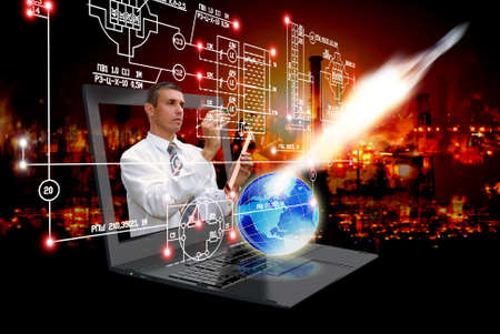 engineering computer designing for cosmic technology