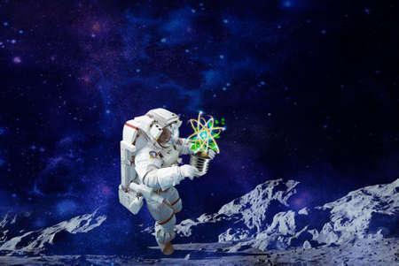 cosmonaut witch plants in this image.