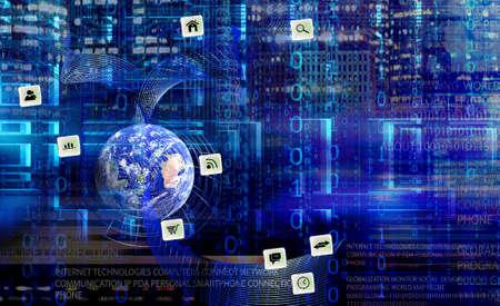 Wireless internet technologies