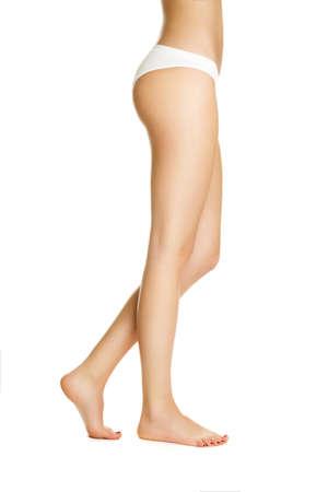 Beautiful women legs Standard-Bild
