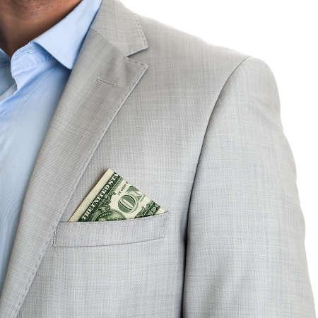Dollar in Pocket photo