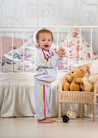 baby nursery: Lucky child