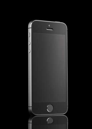 modern touch screen smartphone photo
