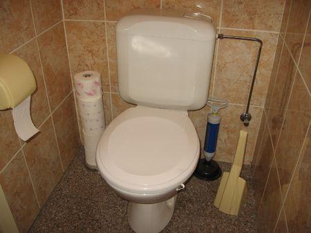 Toilet Stock Photo - 3865974