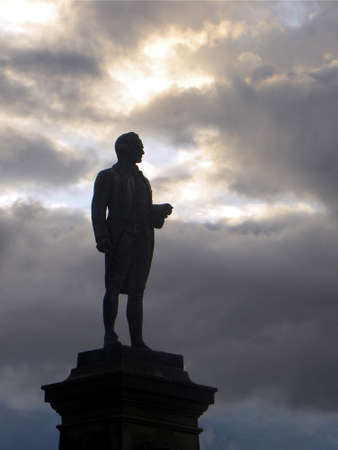 whitby: Captain Cooks monument, Whitby