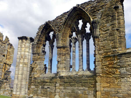 Of Whitby Abbey photo
