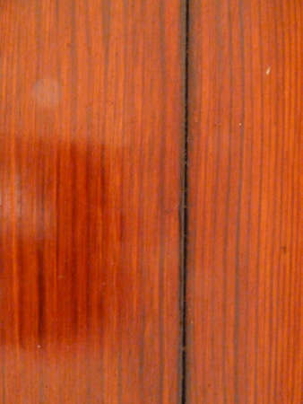 polished wood surface as a background photo
