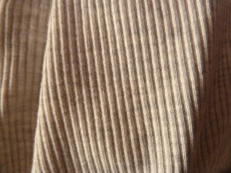 crinkles: ribbed material as a background
