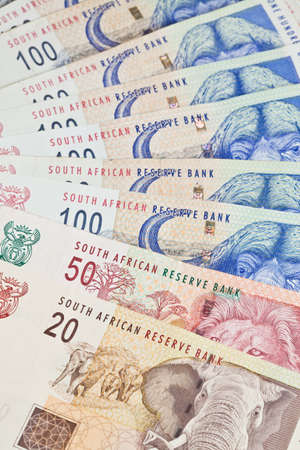 South African Currency the Rand Stock Photo - 6630441
