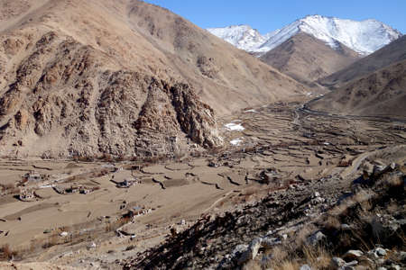 ladakh: Nubra Valley,Ladakh,India