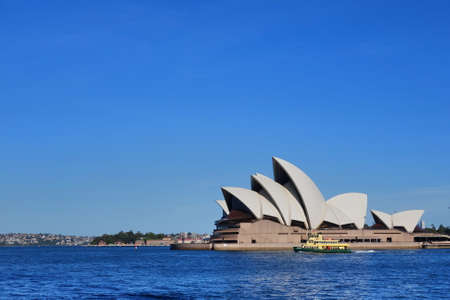 long shot: Picture Long shot della Sydney Opera House