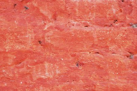 rough concrete wall paint in red