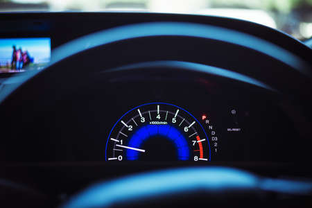 A speed meter is gauge that measures and displays,Car dashboard display symbol
