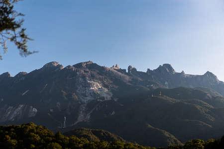 Kinabalu national park,Kota kinabalu,Sabah Malaysia,The top of mountain in SEA