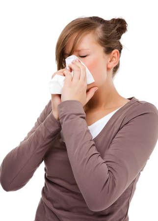 catarrh: Catching cold
