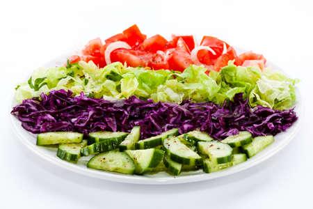 Vegetable salad Stock Photo - 16050420