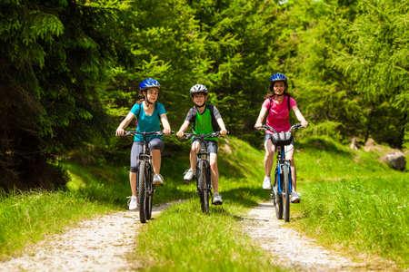 jungle boy: Family biking