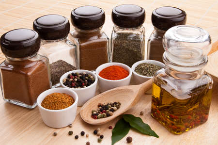 dried herbs: Spices